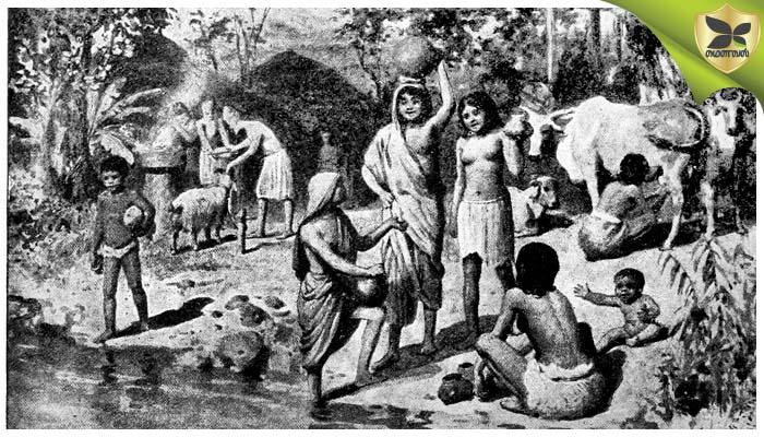 ஆரியர்களின் மதமும் மொழியும்