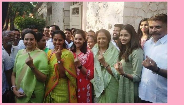 14 மாநிலங்களில் உள்ள 116 தொகுதிகளில் வாக்குப்பதிவு தொடங்கியது! இன்று 3வது கட்ட மக்களவைத் தேர்தல்
